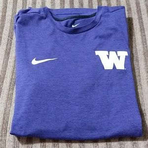 Washington State Nike Longsleeved Shirt  XS